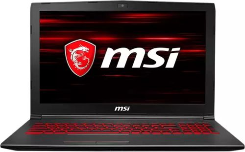 MSI GV62 8RE-050IN Gaming Laptop (8th Gen Ci7/ 16GB/ 1TB 128GB SSD/ Win10 Home/ 6GB Graph)