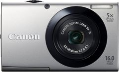 Canon PowerShot A3400 IS Point & Shoot