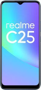 Realme C25 vs Realme Narzo 30A (4GB RAM + 64GB)