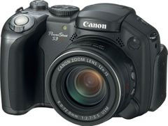 Canon PowerShot Pro Series S3 IS 6MP Digital Camera