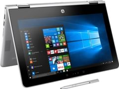 HP Pavilion x360 11-ad022TU Laptop (7th Gen Ci3/ 4GB/ 1TB/ Win10 Home/ Touch)