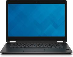 Dell Latitude E7470 Notebook (6th Gen Ci7/ 8GB/ 512GB SSD/ Win10 Pro)