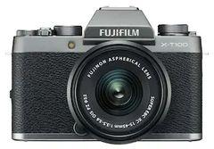 Fujifilm X-T100 24.2 MP Mirrorless Camera with 15-45 mm Lens