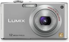Panasonic Lumix DMC-FX48 12MP Digital Camera