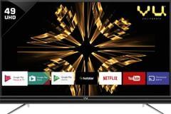 Vu 49SU131 (49inch) 124cm Ultra HD (4K) LED Smart TV