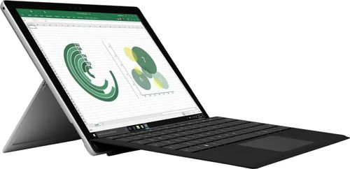 Microsoft Surface Pro 1796 (FJX-00015) 2 in 1 Laptop (7th Gen Ci5/ 8GB/ 256GB SSD/ Win10 Pro)