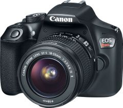 Canon EOS Rebel T6 18MP DSLR Camera (EF-S 18-55mm IS II Lens)