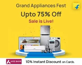Flipkart Grand Appliances Fest