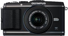 Olympus PEN E-P3 Mirrorless (14-42mm Kit Lens)
