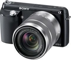 Sony Alpha NEX-3K with 18-55mm Lens