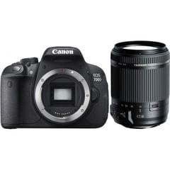 Canon EOS 700D DSLR Camera (18-200mm VC TAMRON)