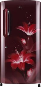 LG GL-B221ARGY 215 L 5-Star Direct Cool Single Door Refrigerator