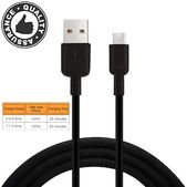BT Heavy FAST CHARGING 2amp USB Data Cable for all Anroids mobile
