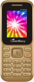 GreenBerry 310 Gold