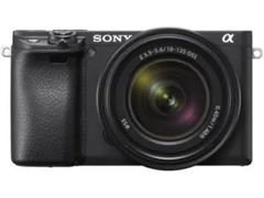 Sony Alpha ILCE-6400 24.2 MP Mirrorless Camera ( SEL18-135 mm lens)