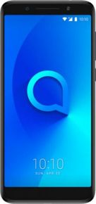 Alcatel 5V vs Alcatel 3X