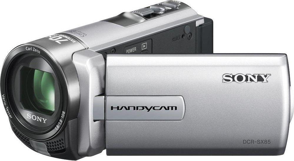 sony handycam list