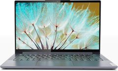 Lenovo Yoga Slim 7 14IIL05 82A1009KIN Laptop (10th Gen Core i7/ 8GB/ 512GB SSD/ Win10/ 2GB Graph)
