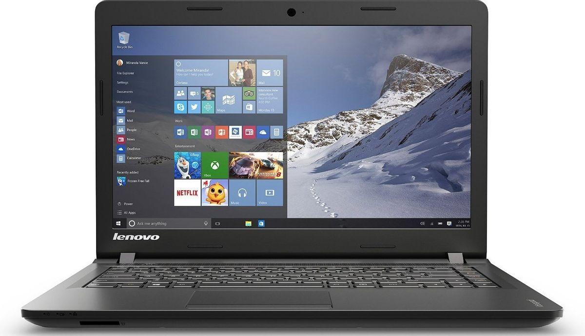 Lenovo Ideapad 100 80MH0081IN Laptop (PQC/ 4GB/ 500GB/ Win10)