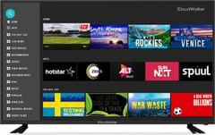 CloudWalker Cloud X2 55SUX2 55-inch Ultra HD 4K Smart LED TV