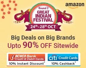 Amazon Great Indian Festival Round 2
