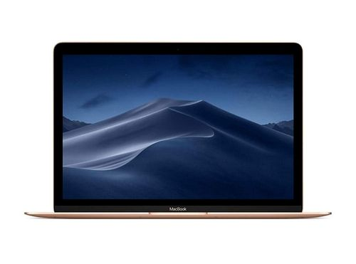 Apple MacBook MRQN2HN Ultrabook (7th Gen Core M3/ 8GB/ 256GB SSD/ MacOS Mojave)