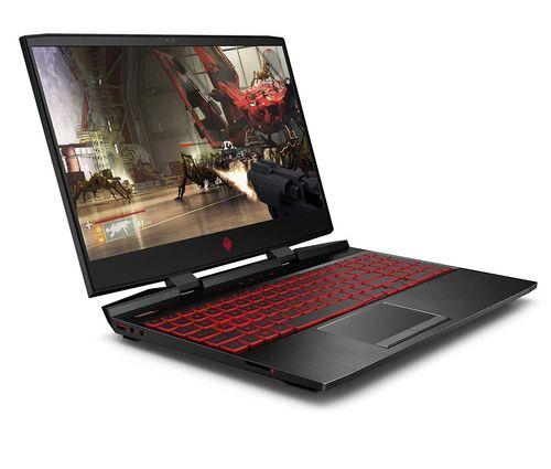 HP Omen 15-dc0082tx (4RJ56PA) Laptop (8th Gen Ci7/ 8GB/ 1TB 128 GB SSD/ Win10/ 4GB Graph)