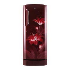 LG GL-D241ARGY 235L 5 Star Single Door Refrigerator