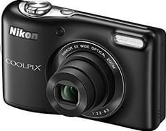 Nikon Coolpix L32 Point And Shoot