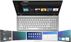 Asus VivoBook S15 S532EQ-BQ702TS (11th Gen Core i7/ 8GB/ 512GB SSD/ Win10/ 2GB Graph)