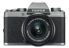 Fujifilm X T100 Mirrorless Camera  (15 - 45 mm and 50 - 230 mm Lens)