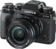 Fujifilm X-T2 Mirrorless Camera (18-55mm Lens)