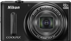 Nikon COOLPIX S9600 Travel Zoom Camera