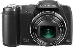 Olympus Stylus SZ-16 Advance Point and Shoot