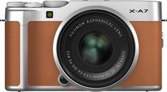 Fujifilm X-A7 Mirrorless Digital Camera with XC15-45mm F3.5-5.6 OIS PZ Lens