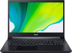 Acer Aspire 7 A715-75G-544V (NH.Q81AA.001) Laptop (9th Gen Core i5/ 8GB/ 512GB/ Win10/ 4GB Graph)