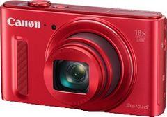 Canon PowerShot SX610 HS Point & Shoot Camera
