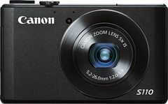 Canon PowerShot S110 Point & Shoot