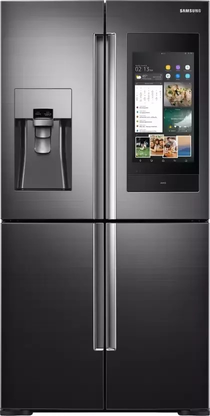 Samsung Rf28n9780sg 810 L Side By Side Refrigerator Best Price In