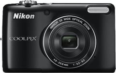 Nikon Coolpix L26 Point & Shoot