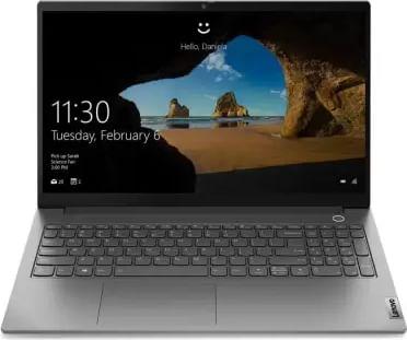 Lenovo ThinkBook 15 ITL G2 20VE00JTIN Laptop (11th Gen Core i5/ 8GB/ 512GB SSD/ Win10 Home)