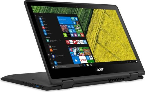 Acer Spin 5 SP513-51 (NX.GK4SI.014) Laptop (7th Gen Ci3/ 4GB/ 256GB SSD/ Win10/ Touch)