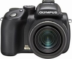 Olympus SP-570UZ 10MP Digital Camera