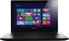 Lenovo Essential G400s (59-383645) Laptop (3rd Gen Ci5/ 4GB/ 500GB/ Win8/ 2GB Graph/ Touch)
