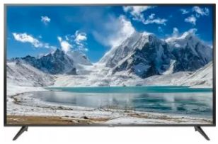 TCL 43P65US 43-inch Ultra HD 4K Smart LED TV