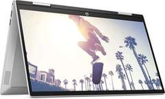 HP Pavilion x360 14-dy0053TU Laptop (11th Gen Core i5/ 16GB/ 512GB SSD/ Win10 Home)