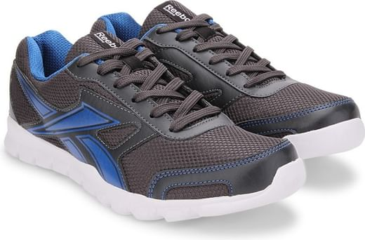 dae99ce40fbf Flat 40% OFF  Reebok TRANSIT RUNNER 2.0 Running Shoes (Black ...