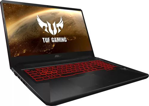 Asus TUF FX705DY-AU027T Gaming Laptop (Ryzen 5 Quad Core/ 8GB/ 1TB/ Win10 Home/ 4GB Graph)