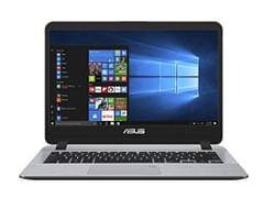 Asus Vivobook X407UA-BV420T Laptop (7th Gen Ci3/ 4GB/ 256GB SSD/ Win10)