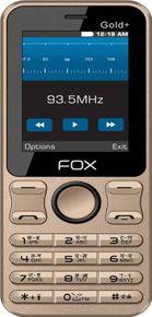 Fox Gold Plus